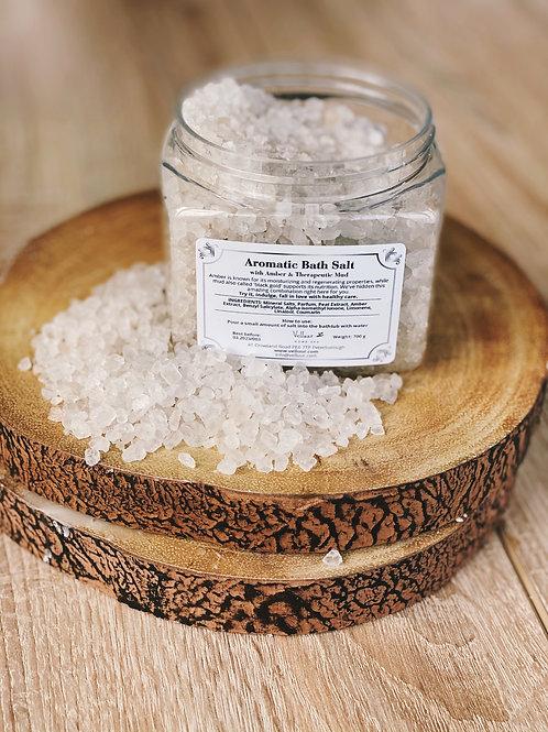 Aromatic Bath Salt Pear & Bergamot