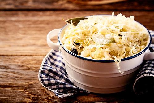 Home Made Sauerkraut