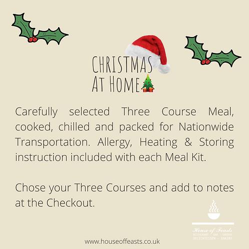 Christmas at HOME - Meal Kit