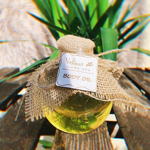 Body Oil Orange Blossom & Bergamot