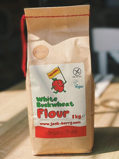 White Buckwheat Flour 1kg