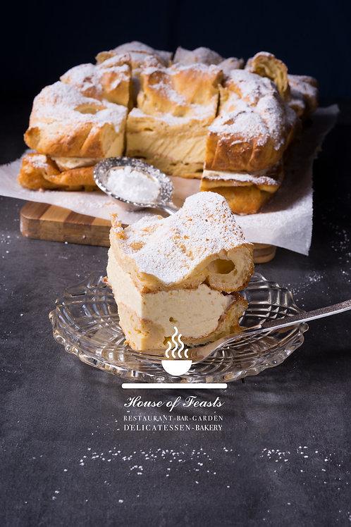 Karpatka Cake, Tray