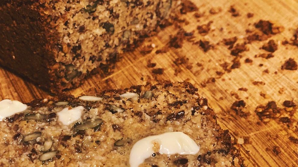 Gluten Free / Fit Bread / Full of Seeds