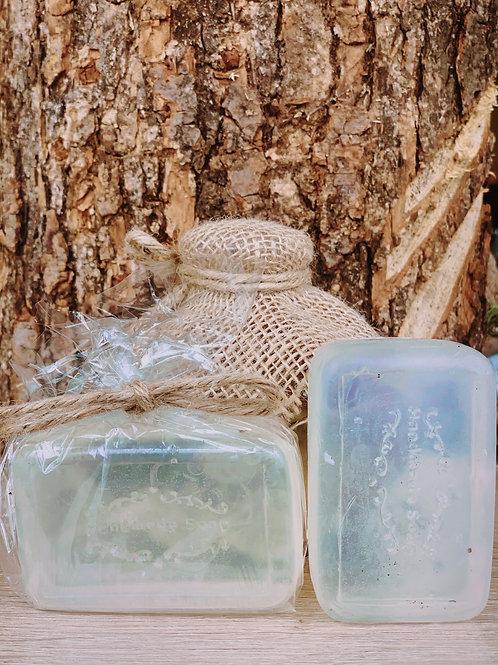 Clear Glycerin Soap - Men