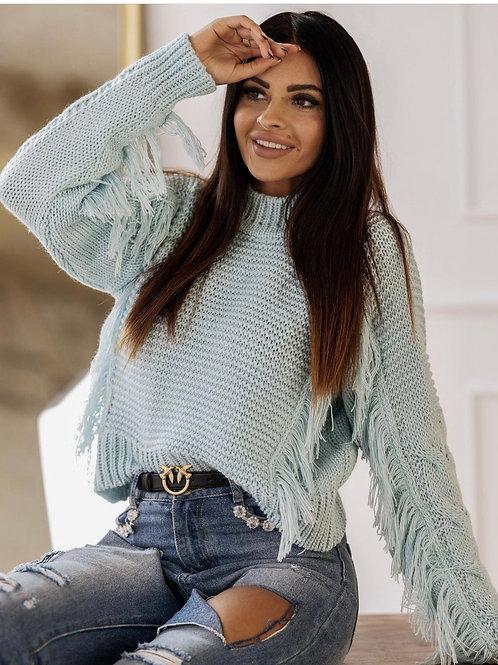 Frills Sweater