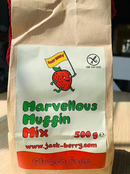 GlutenFree Marvellous Muffin Mix 500g