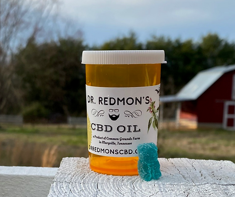 DR. REDMON'S CBD GUMMIES
