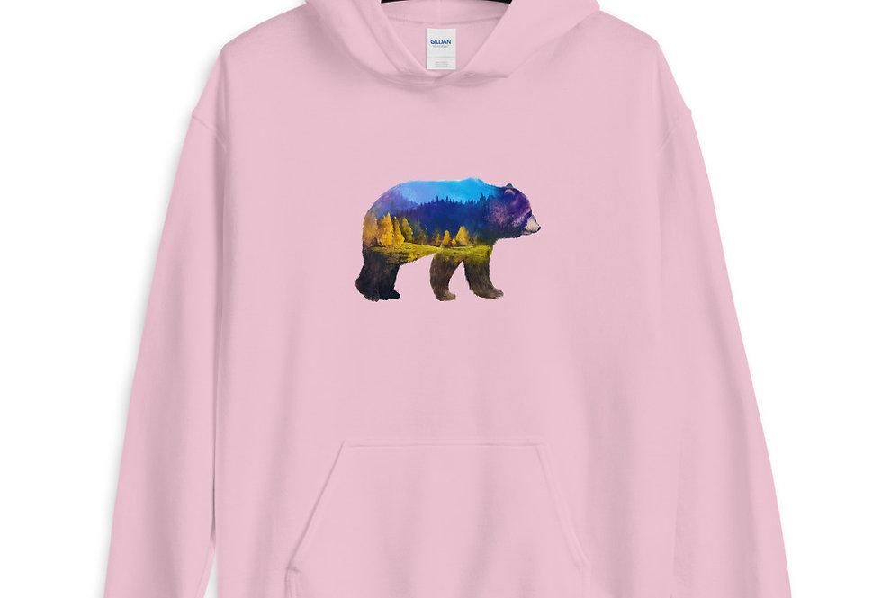 Adventure bear Hoodie