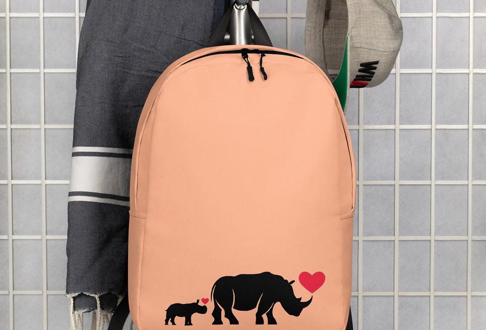 Mum & Son Rhino Backpack