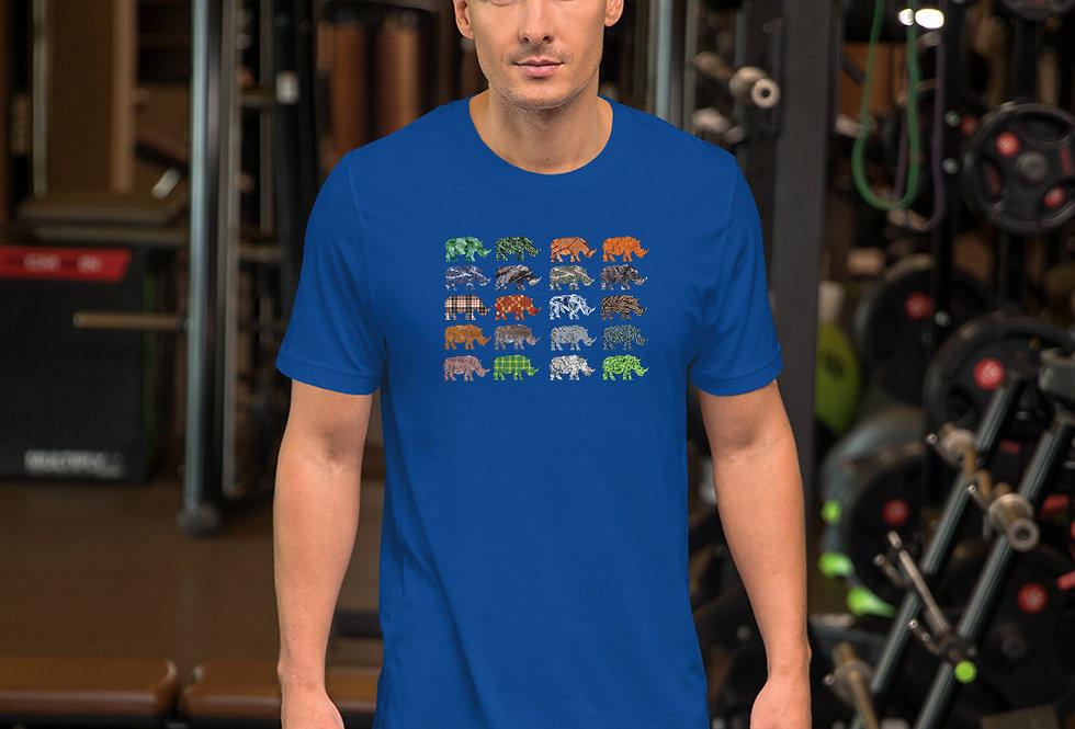 Multi Rhino T-Shirt