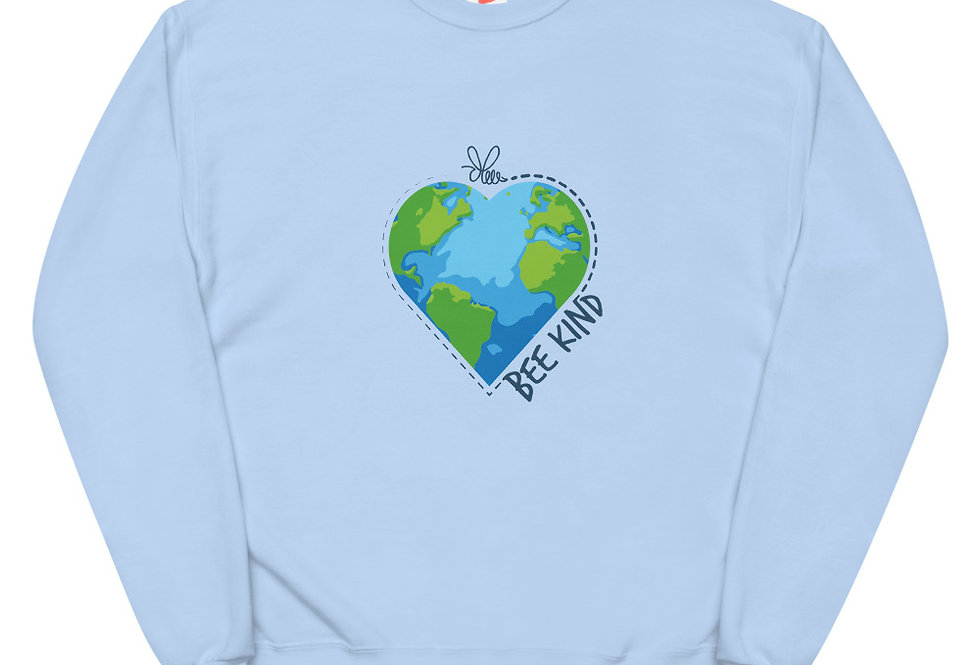 Bee Kind Earth sweatshirt