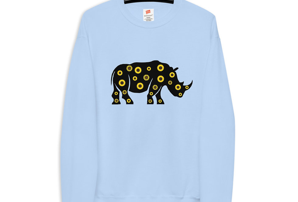 Sunny Rhino sweatshirt
