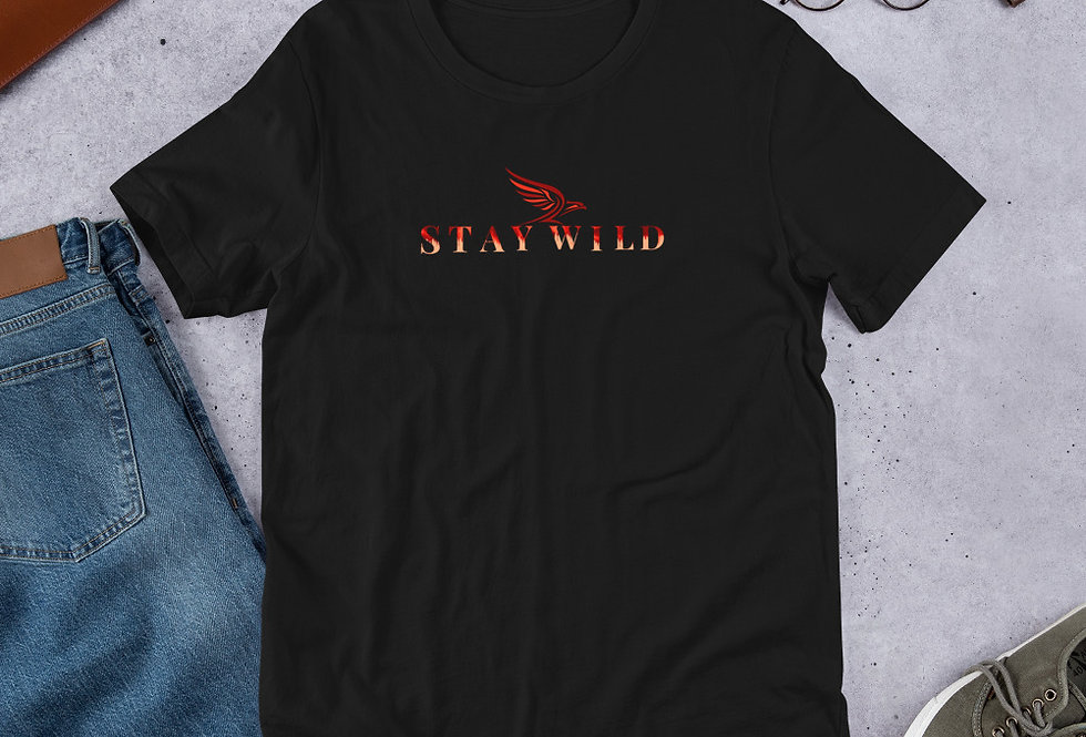 Stay wild Eagle T-Shirt