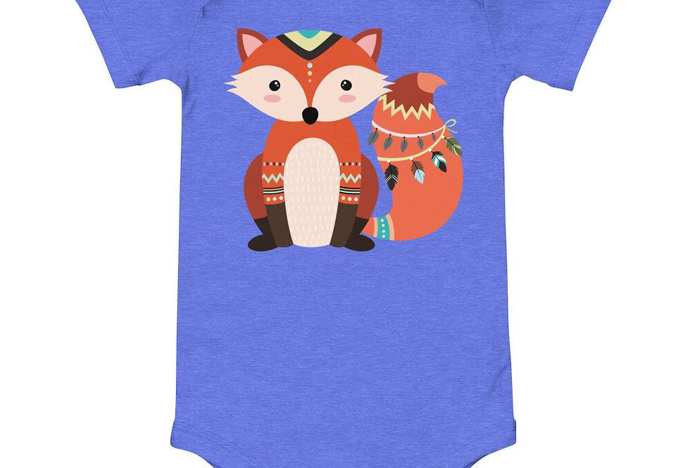 Baby Tribal Fox one piece