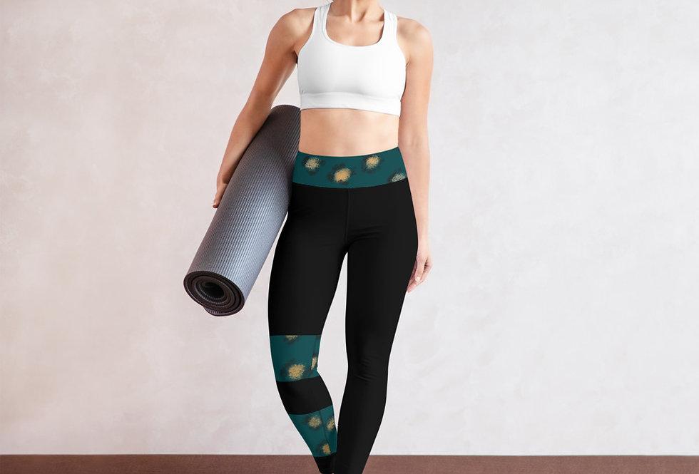 Leopard Active leggings