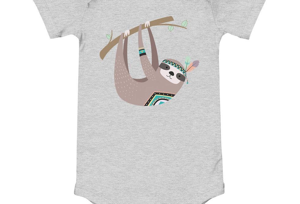 Baby Tribal sloth one piece