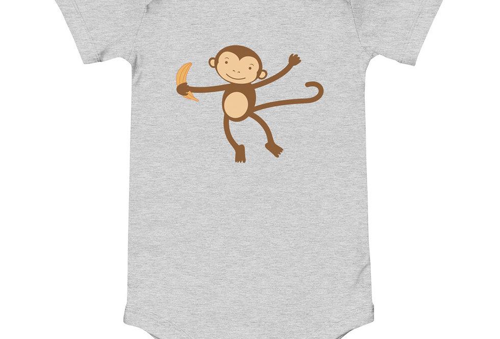 Baby Banana Monkey one piece
