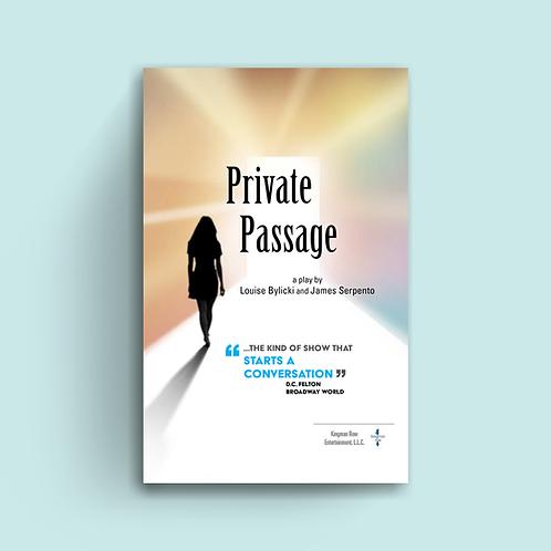Private Passage Pre-Order