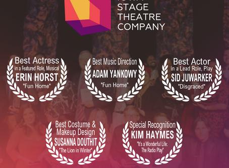 Five Cloris Awards to ISTC