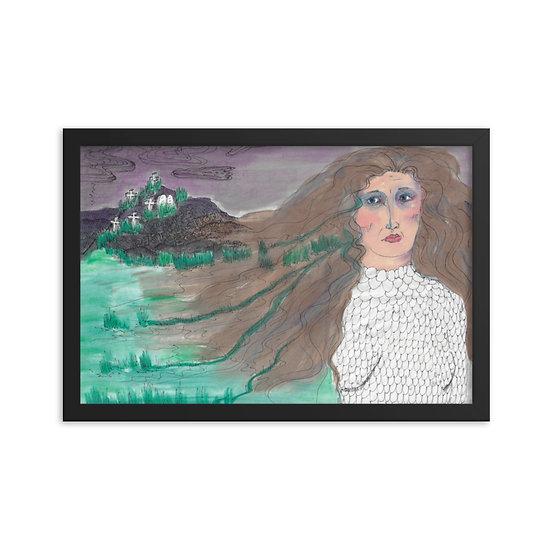 Whiteshell Woman