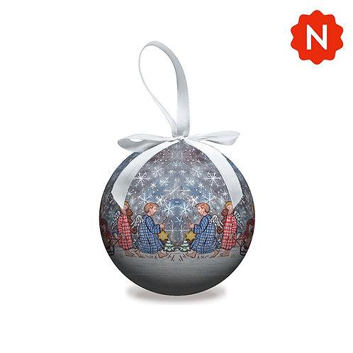 Boule Balade de Noël
