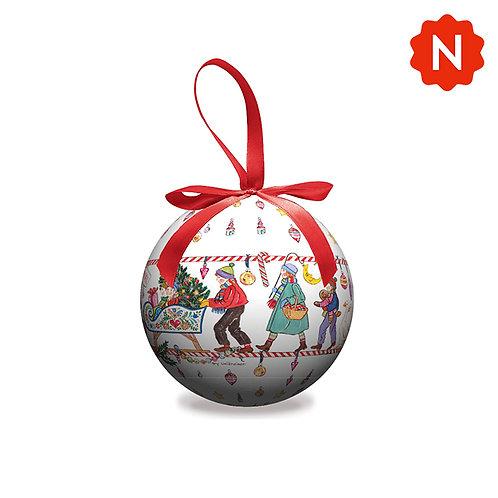 Boule Farandole de Noël