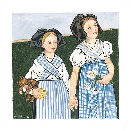 Carte Marie et Louise