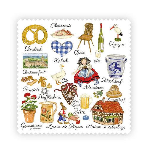 Symboles d'Alsace