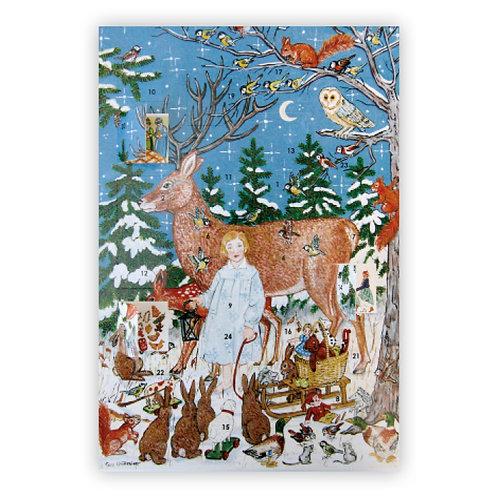 Calendrier de l'Avent Soir de Noël