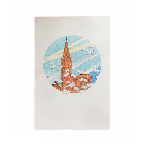 Cathédrale & envolée livresque