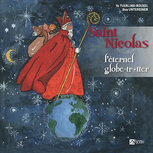Livre « Saint Nicolas l'éternel globe-trotter »