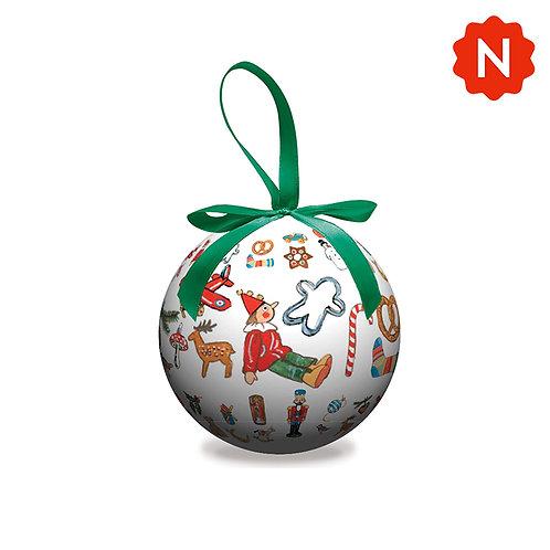 Boule Symboles de Noël