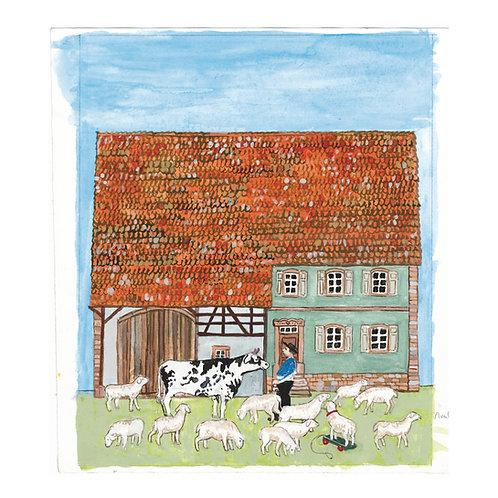 Ferme aux moutons
