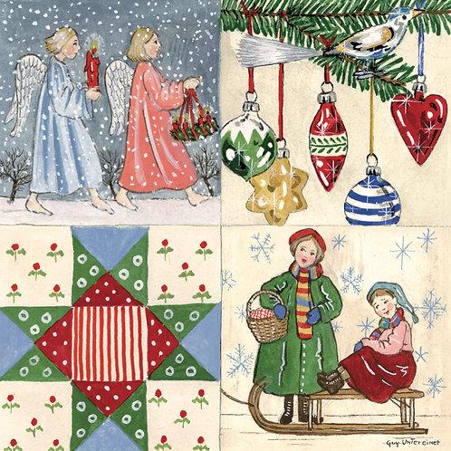 Carte Images de Noël