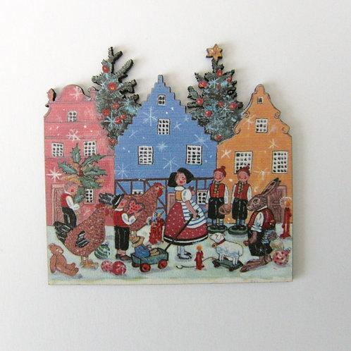 Noël villageois