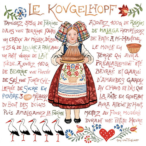 Carte Kougelhopf