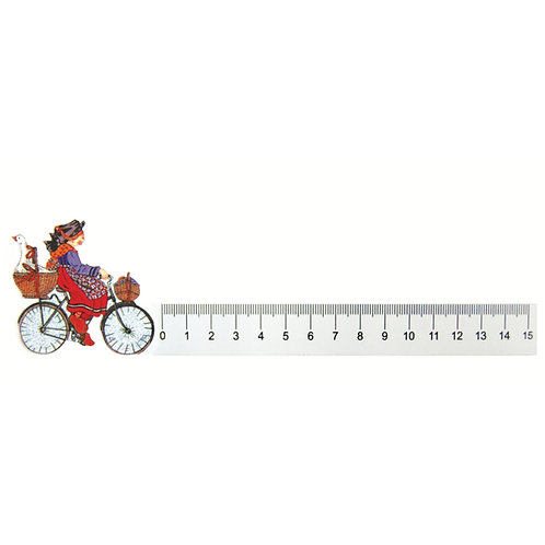 Règle Alsacienne vélo