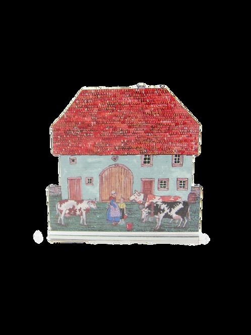 Maison des chaumes - 20 cm