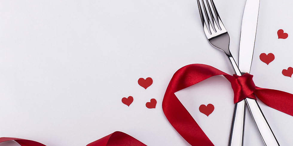 Valentines Online Dinner Class (Adults) - sold out  - waitlist
