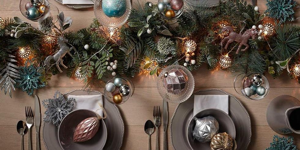 Christmas (Pre) Stocking Class - Fill that Freezer (18+)