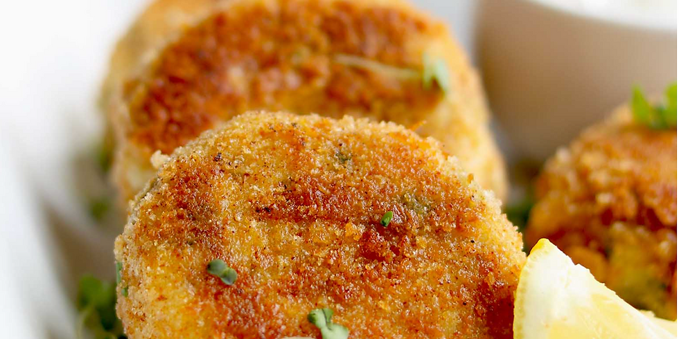 Transition Year Online Cooking - Fishcakes