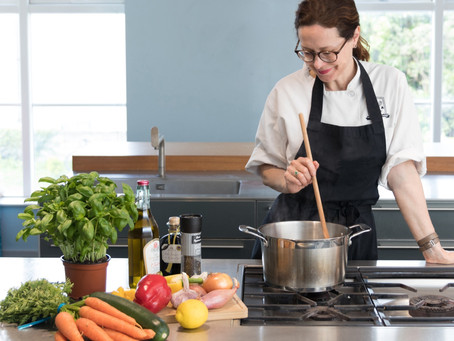 Now offering online cooking classes from my kitchen to yours!