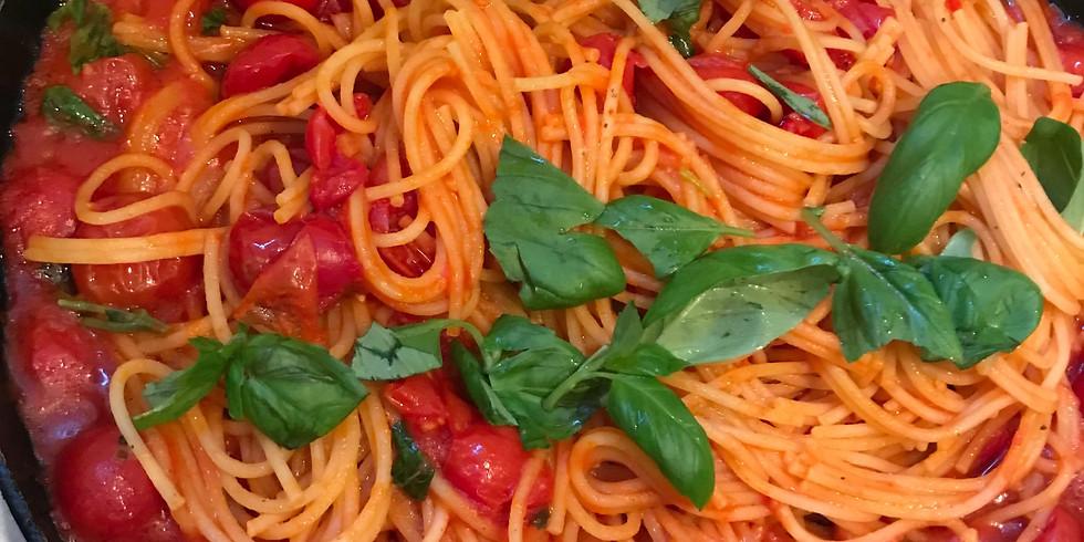 Transition Year (pasta al pomodore) - individual class
