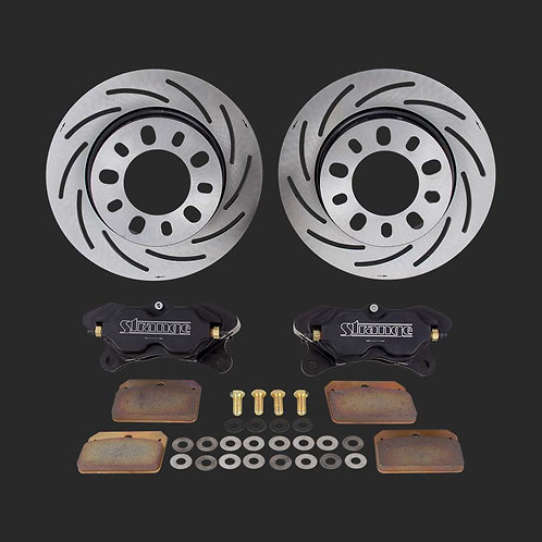Pro Series Steel Brake Completion Kit For Strange P1020 Axle Package