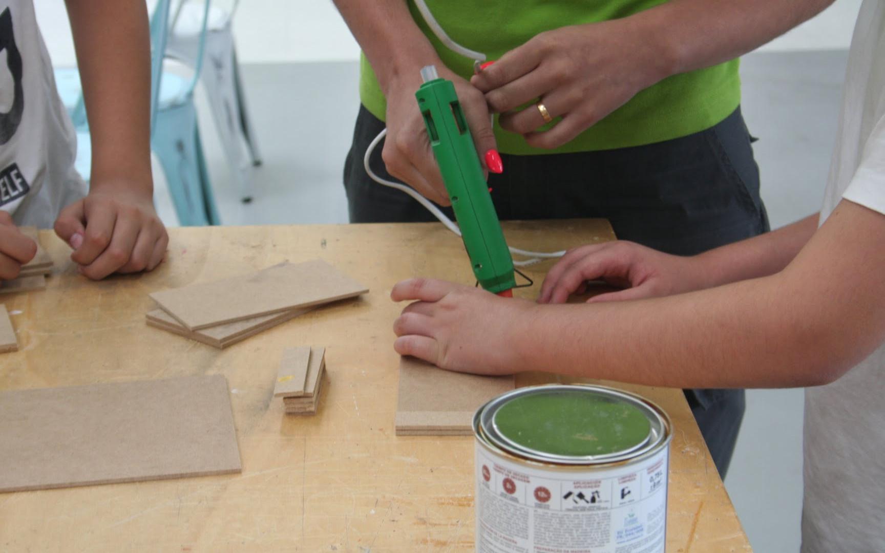 Workshop de bricolage