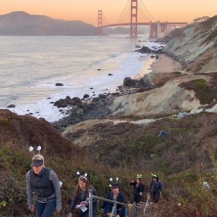 Mini-Walk (10-12 miles) and Off the Grid Celebration
