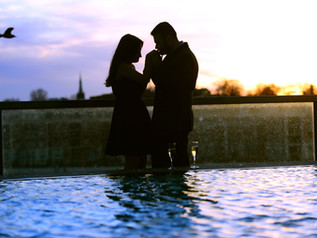 Marriage Proposal shoot at the Four Seasons Hotel in Baltimore, Maryland
