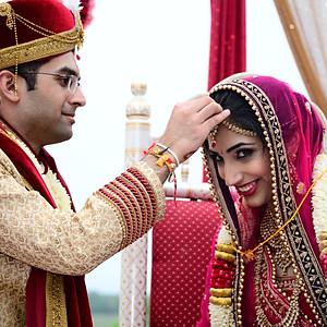 Sunaina & Ani-Procession-Ceremony-Vidai