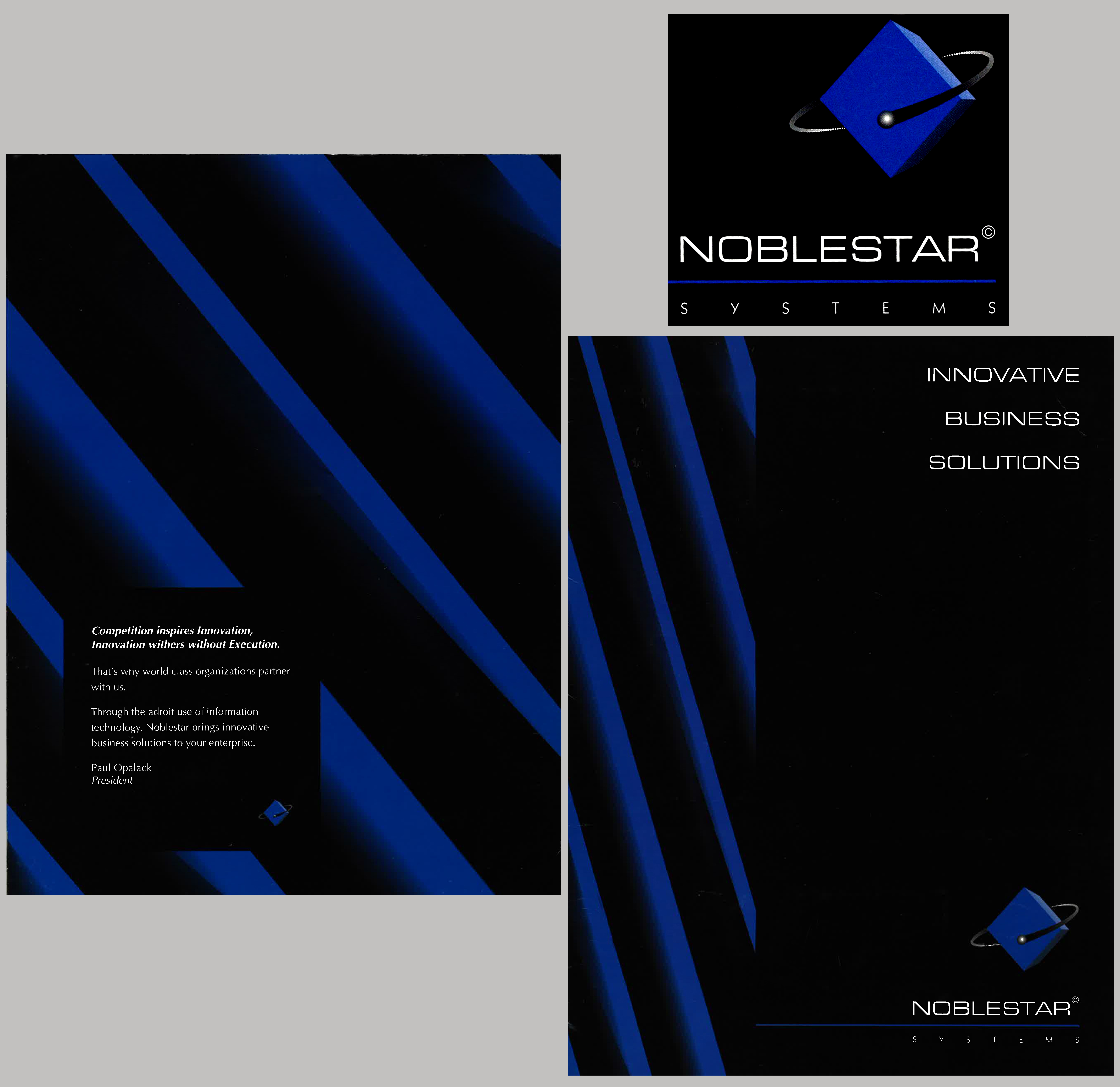 Corporate Identity Package for Noblestar