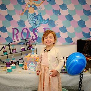 Rose's 3rd Birthday